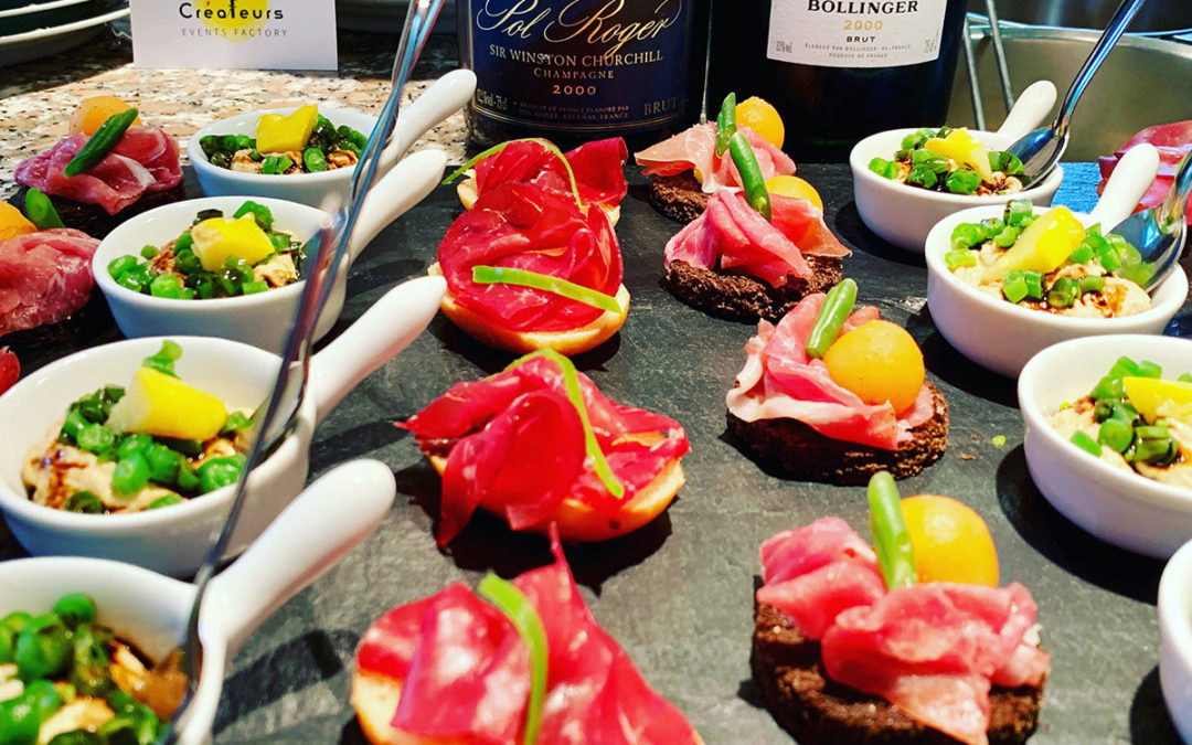 Soirée exclusive gastronomie et grands vins