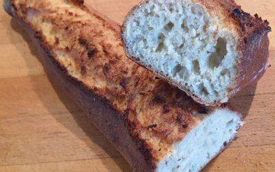 Du pain fait maison tous les jours…
